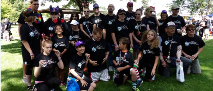 2014 Run/Walk for Epilepsy Group Photo