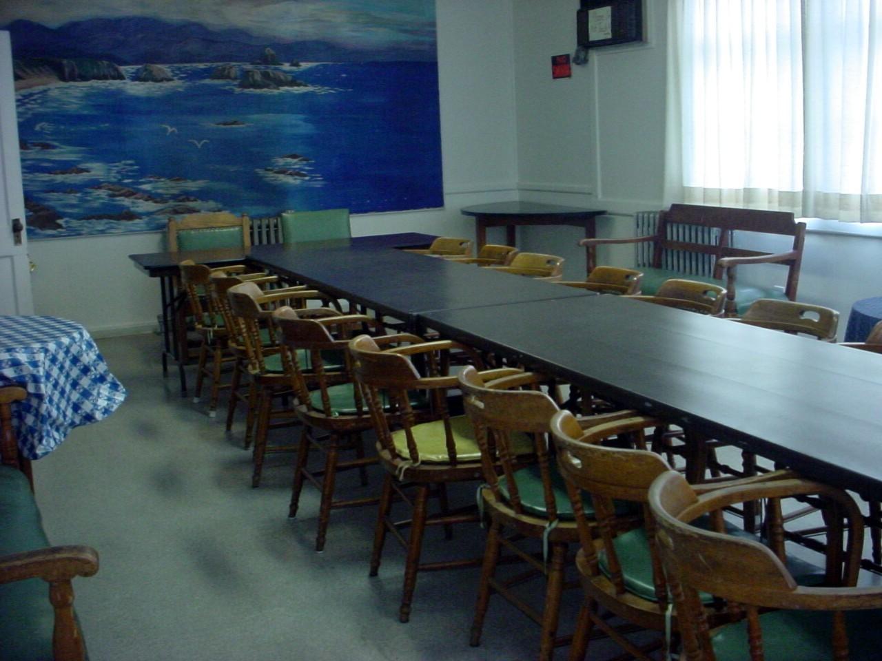 Building Board Room