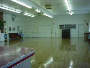 Building Main Hall