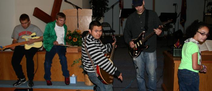 Jam Session at The Arc Music Appreciation Night